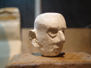 milliput-and-wooden-head
